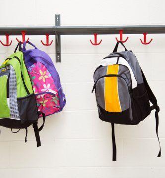 Mochilas y maletas escolares